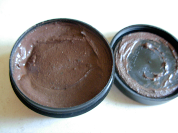 Se barbouiller le visage au chocolat check merci lush tartine au chocolat - Masque visage a mettre au frigo ...