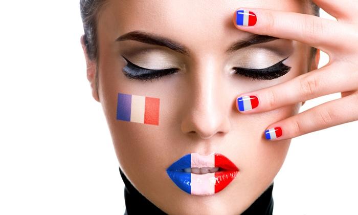 Maquillage De La France