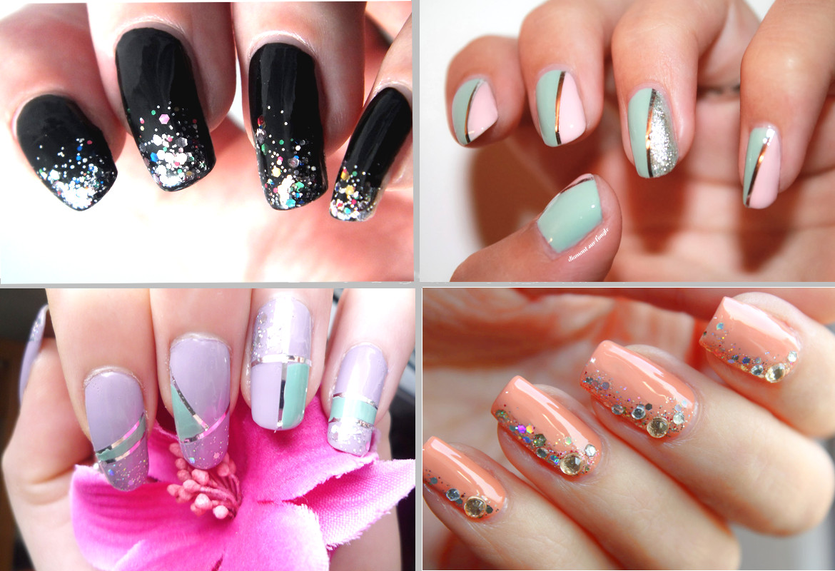 decoration ongles facile