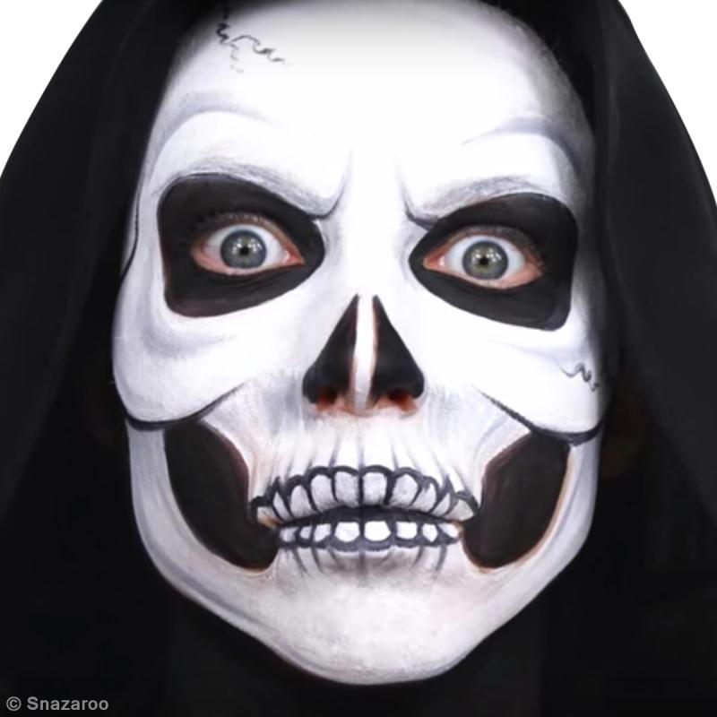 Maquillage zombie halloween garcon - Maquillage halloween garcon simple ...