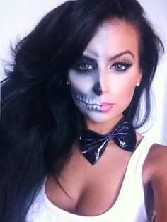 Maquillage halloween pirate femme facile - Maquillage de pirate femme ...