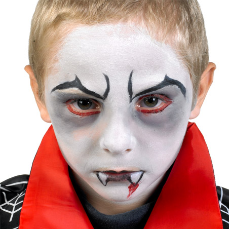 Exceptionnel Maquillage halloween vampire garçon | Tartine au chocolat BS25