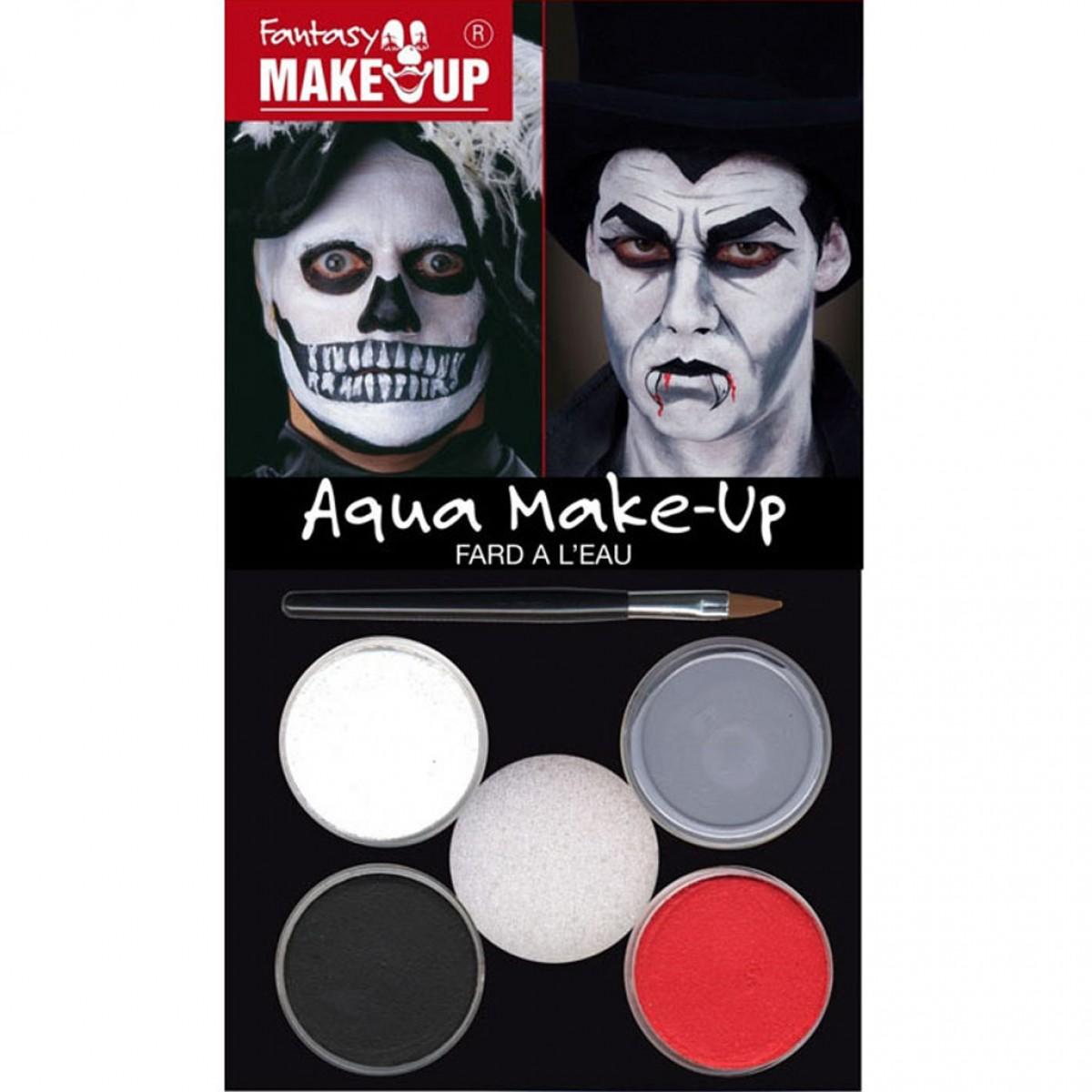 maquillage halloween achat