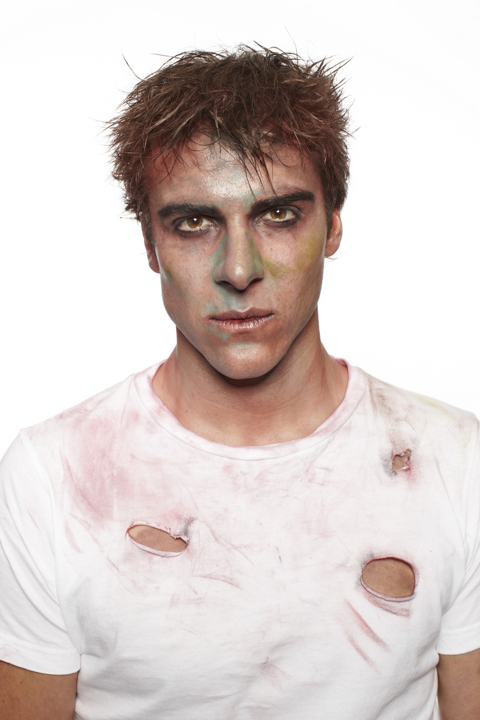 Part 99 - Maquillage halloween facile homme ...