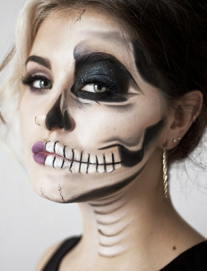Maquillage Halloween Tartine Au Chocolat Part 167