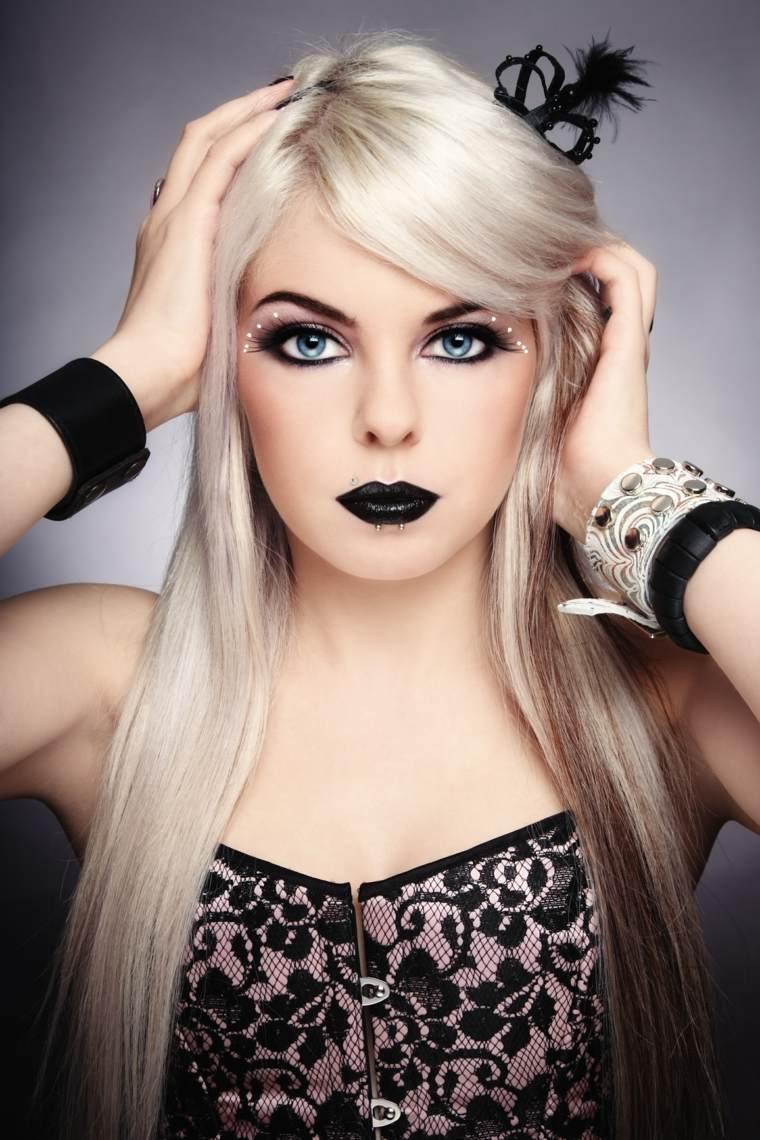 maquillage halloween discret