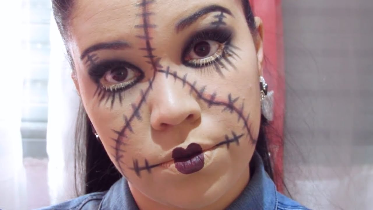 Part 16 - Maquillage facile pour halloween ...