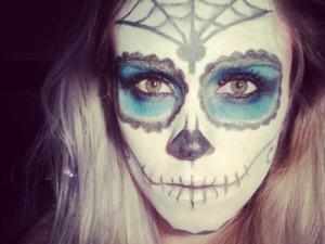 maquillage halloween a faire
